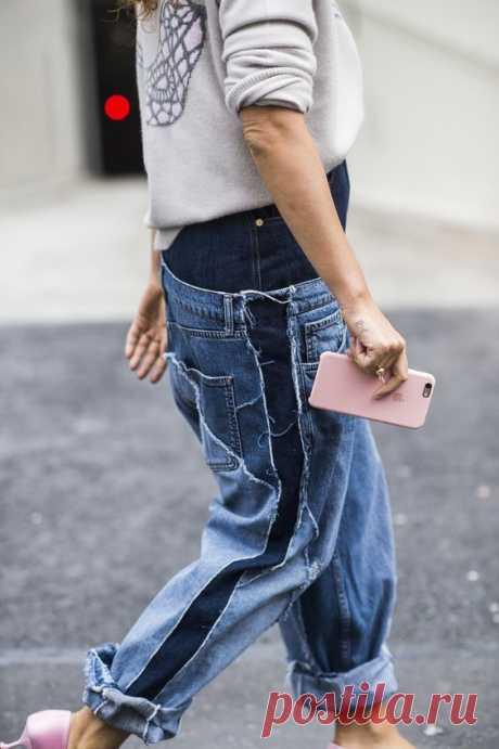 Сумасшедшие джинсы