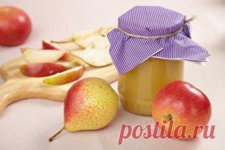 Плоды августа: 10 рецептов заготовок из яблок, груш и слив / заготовки / 7dach.ru