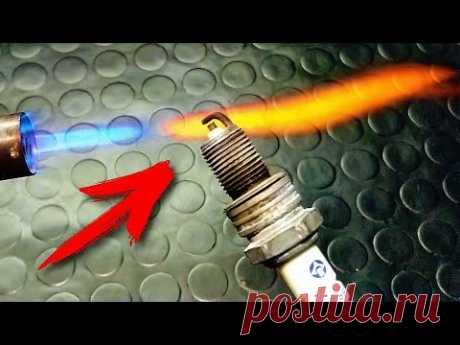 ВОТ ЧЕМ надо ЧИСТИТЬ СВЕЧИ ЗАЖИГАНИЯ (быстро и эффективно)  покажу чем быстро и эффективно почистить свечи зажигания автомобиля.