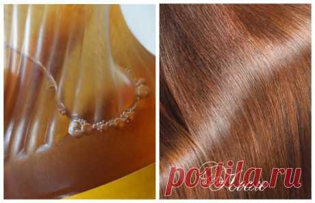 Яблочный уксус для волос - рецепт ополаскавания