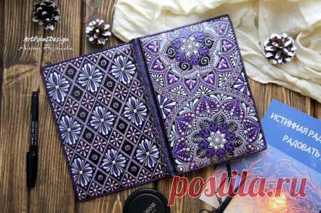 Ежедневник А5, фиолетовый – купить в интернет-магазине на in-dee с доставкой - DDABCF | Кимры