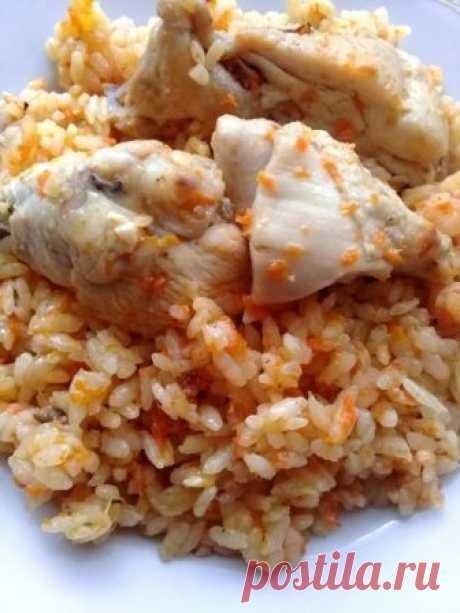 Плов с курицей - вкусно и просто | Бюджетные и простые рецепты | Яндекс Дзен