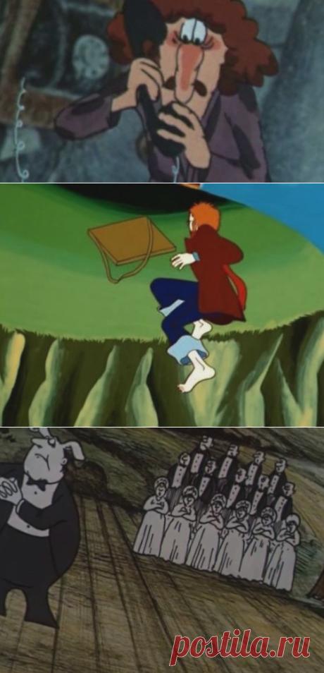 """Не понимаю, как такое смотрели дети? Советские мультфильмы, от которых у меня """"ступор"""""""