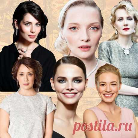 6 высокооплачиваемых российских актрис | Бабулиta | Яндекс Дзен