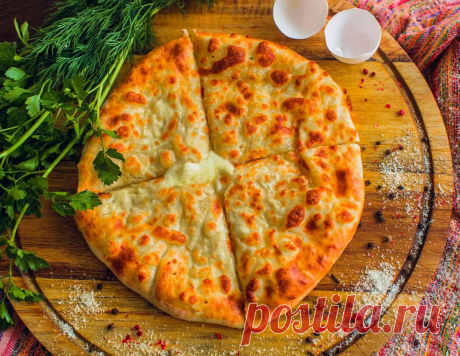 Ленивый хачапури - быстрый и вкусный завтрак! | здесь_РЕЦЕПТЫ | Яндекс Дзен