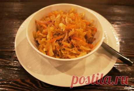 Тушеная капуста по-баварски - пошаговый кулинарный рецепт с фото на Повар.ру