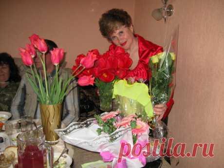 Валентина Марусенко(Карпенко)