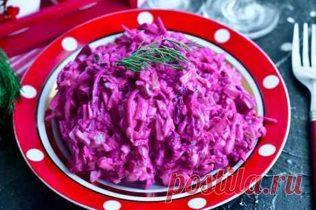 Вкусный овощной салат «Изюминка» — Sloosh – кулинарные рецепты