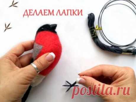 Как сделать реалистичные лапки для птички – Ярмарка Мастеров