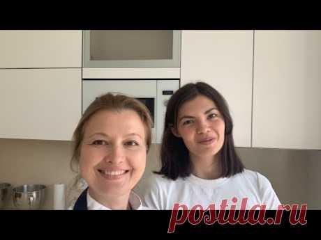 Проработка шоколадных капкейков в прямом эфире с Миленой Соловей.