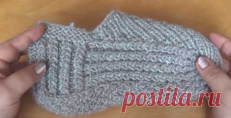 We knit for the fall cozy sledochka. 5 master classes