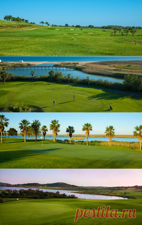 Golf Algarve: Álamos, Salgados e Morgado   NAU Hotels