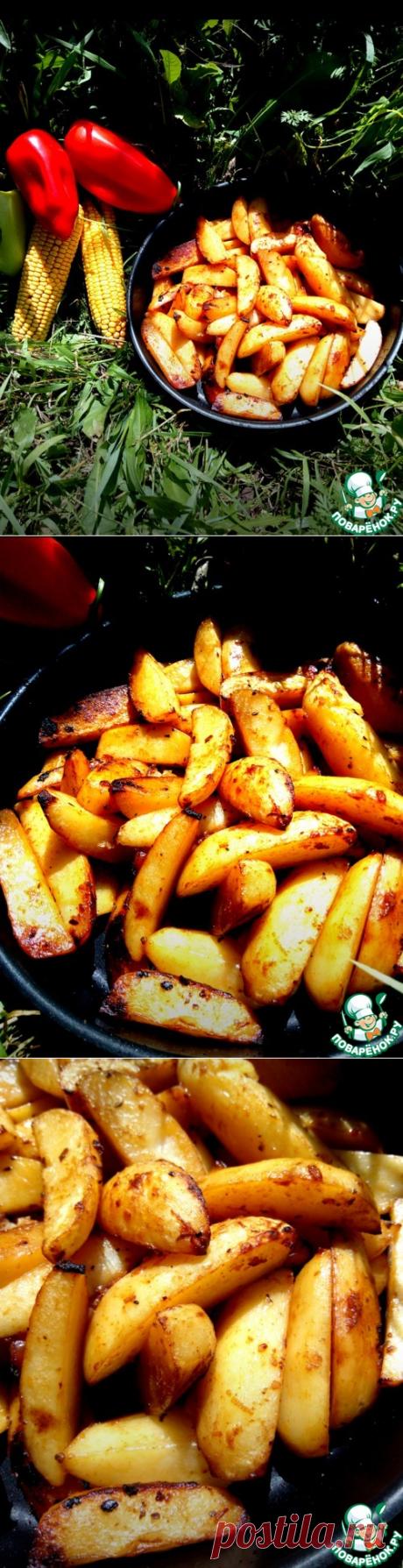 """""""Гвоздь программы&quot potatoes; - culinary recipe"""