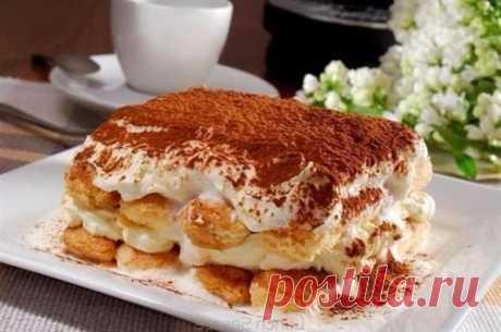 Настоящее чудо! 6 рецептов самых быстрых и вкусных тортов Настоящее чудо! 6 рецептов самых быстрых и вкусных тортов