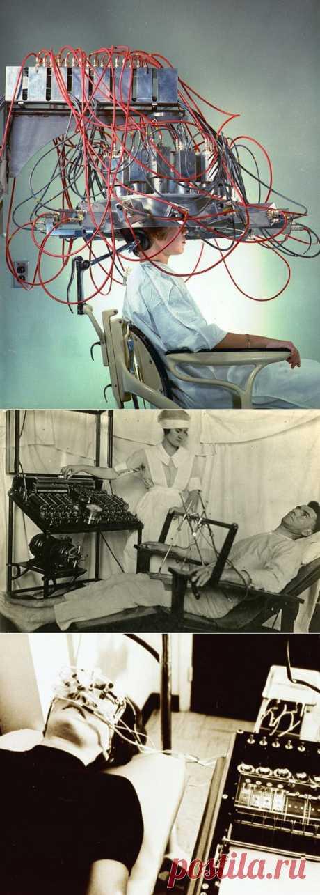 (+1) - Медицинское оборудование прошлого, от которого бросает в дрожь | УДИВИТЕЛЬНОЕ