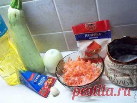 Моя кабачковая икра, рецепты с фото   Краше Всех