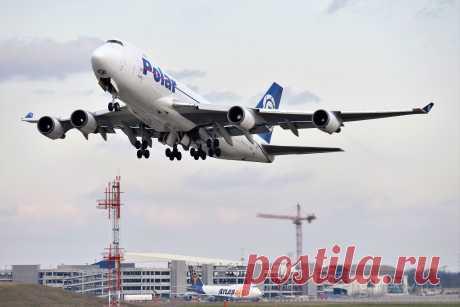 Фото PAC Boeing 747-400 (N450PA) - FlightAware