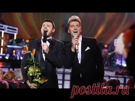 Премьера дуэтной песни! Алексей Воробьев и Эмин - Я полюбил (Концерт EMIN приглашает друзей)