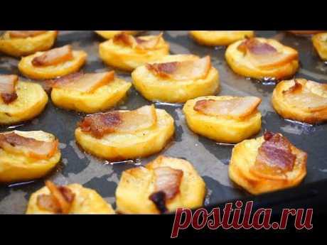 Нереально вкусная Картошка, готовить нужно сразу побольше, чтобы хватило точно всем