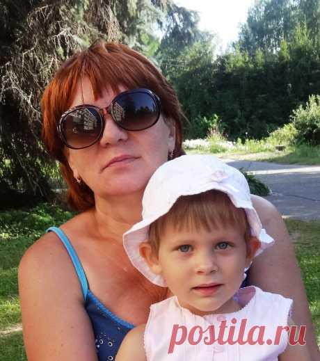 Лариса Шаталова-Седова