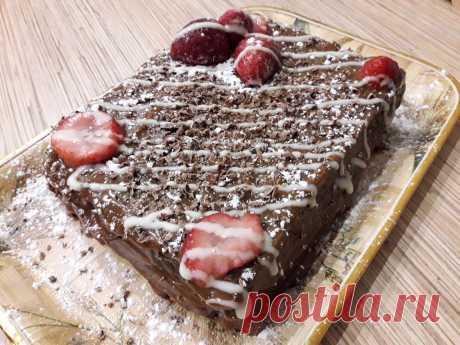Шоколадные пироги, которые обожает моя семья!