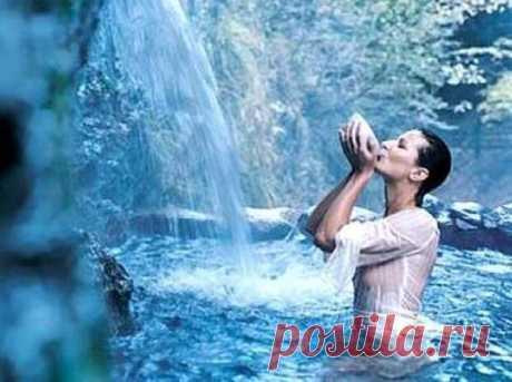 ЯПОНСКАЯ МЕТОДИКА ЛЕЧЕНИЯ ВОДОЙ Простая вода лечит множество заболеваний!