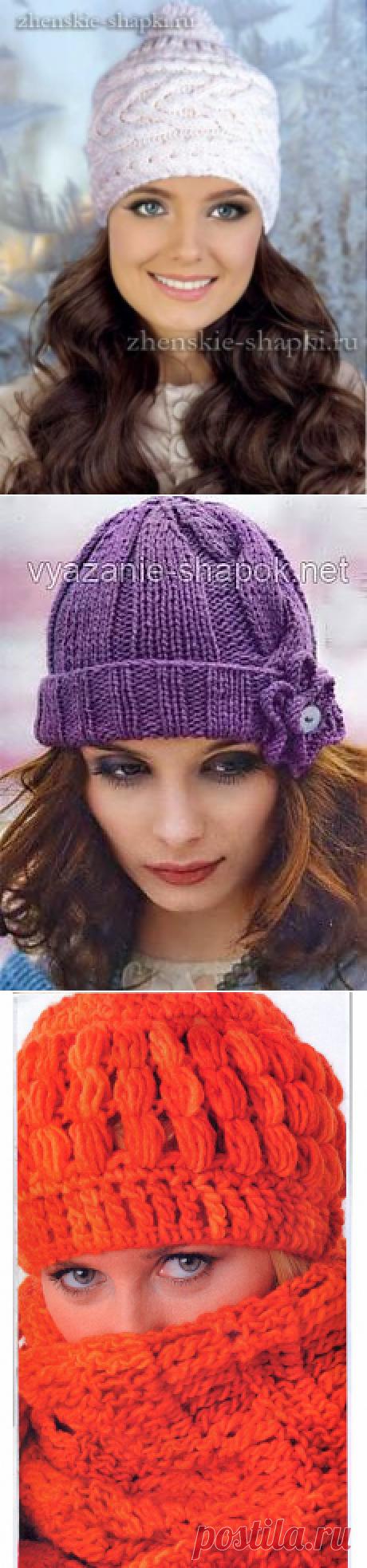Поиск на Постиле: зимние шапки спицами