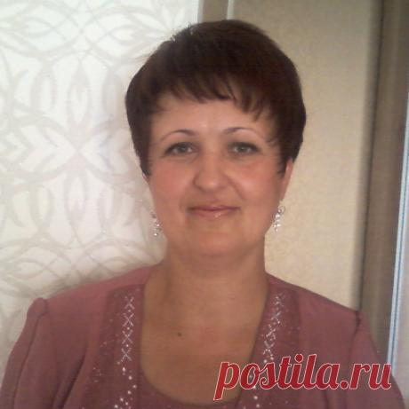 Ольга Скрипкова