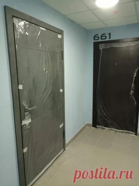 Почему нужно менять личинку нижнего замка входной двери до переезда в новостройку? | Рекомендательная система Пульс Mail.ru