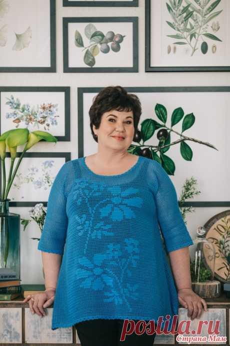 Туника Первоцвет: фотография в альбоме Альбом №2 - Страна Мам