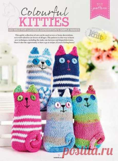 Let's Knit - №142 2019