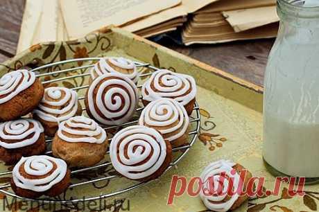 Рецепт печенье из варенья - постная выпечка / Меню недели