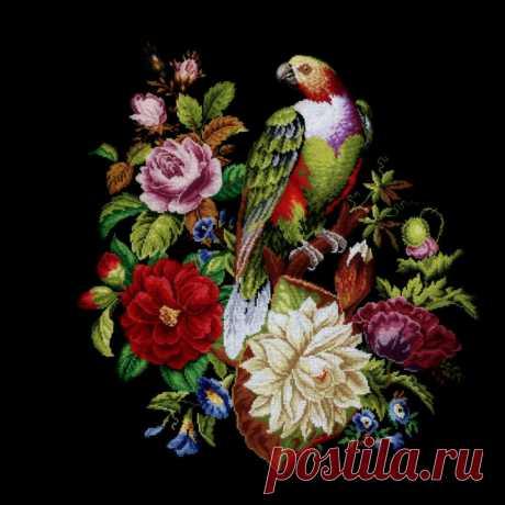 Gallery.ru / Фото #19 - Вышивка по старинным схемам - Maarinna