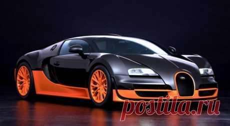 Bugatti Veyron Super Sport: $2.4 million