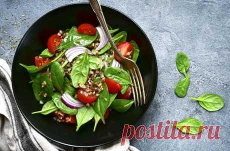 5 нескучных рецептов из зеленой гречки для похудения