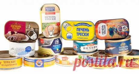 Печень трески: какую покупать – «Еда»