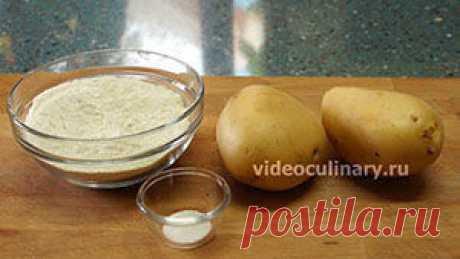 Картофельные Ньокки – рецепт вкусного итальянского блюда