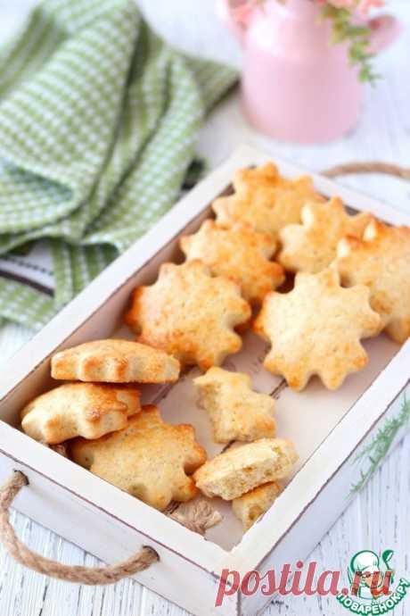 """Печенье """"Овсяное"""" – кулинарный рецепт"""