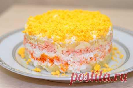 Варианты приготовления салата *Мимоза* - Perchinka63