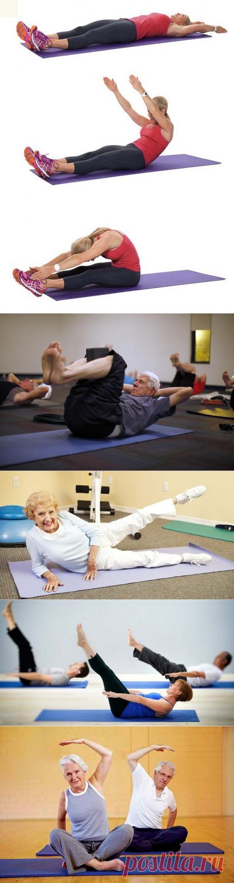 5 ejercicios, que son capaces de crear los milagros con el organismo. Así, se acuestas al suelo y …