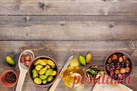 Засолка оливок: консервируем оливки своими руками