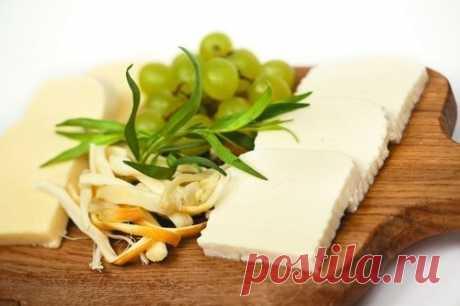 Низкокалорийный сыр собственного приготовления. — Мегаздоров