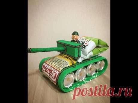 """Подарок для поклонников world of tanks и военных Канал """"Я хозяйка"""""""
