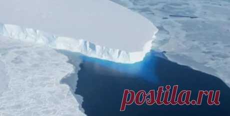 Библейский потоп неизбежен? Ледник Судного дня в Антарктиде растапливает мантия Земли, – ученые