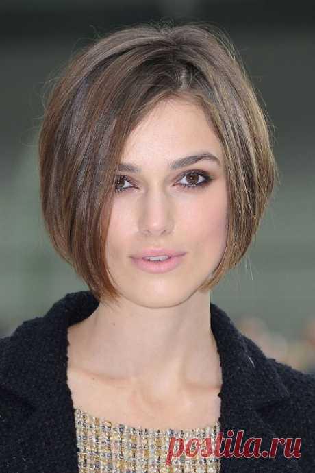Ассиметричные стрижки на средние волосы / Все для женщины