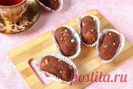 Пирожное «Картошка» из печенья