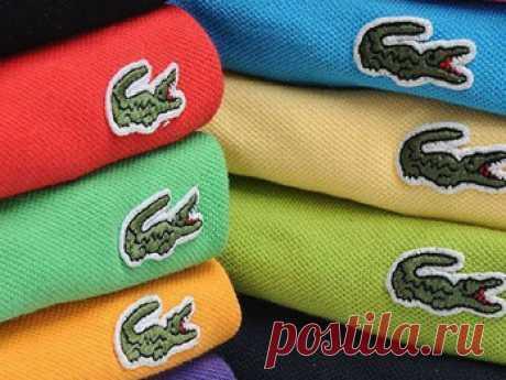 Lacoste (по-русски произносится: Лако́ст) — французская компания по производству одежды, обуви, парфюмерии, очков, часов и различных кожаных изделий. Основана в 1933 году, символом и логотипом является изображение зелёного крокодила.