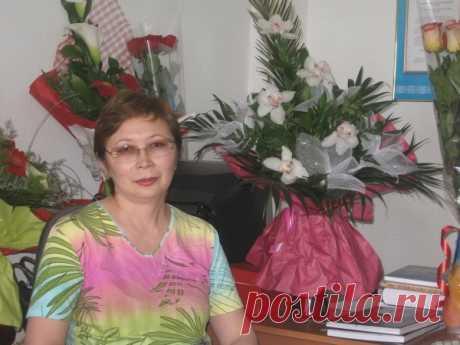 Алма Исатаева