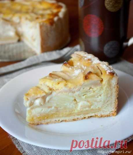 Цветаевский яблочный пирог.