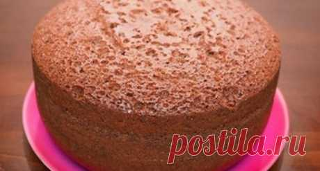 Сделать бисквит для торта без муки? Запросто! Хочу поделиться с вами маленьким секретом, как приготовить великолепный шоколадный бисквит без муки. Потрясающе вкусный бисквит, приготовленный на крахмале, совершенно другой по вкусу и текстуре, чем классический бисквит....